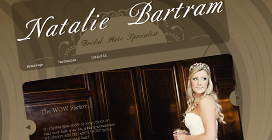 Tamworth web design client work